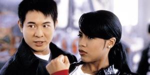 Jet Li Aaliyah Romeo Must Die