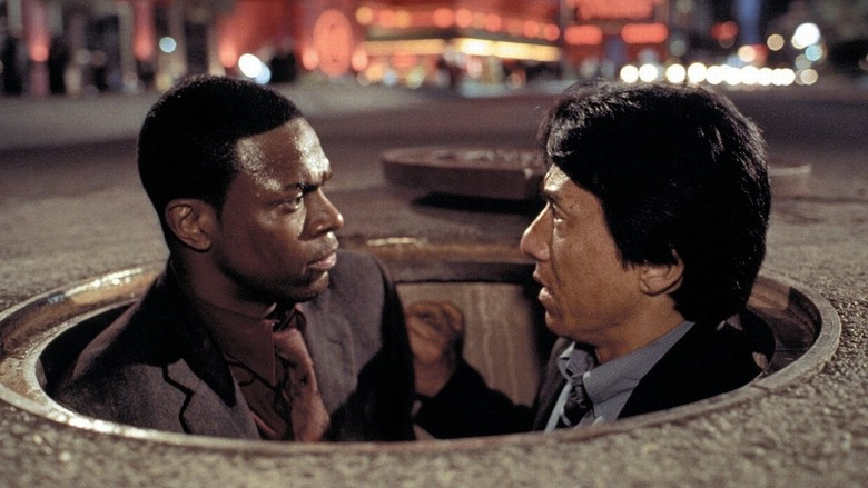 Jackie Chan And Chris Tucker Rush Hour 2 Starring jackie chan, chris