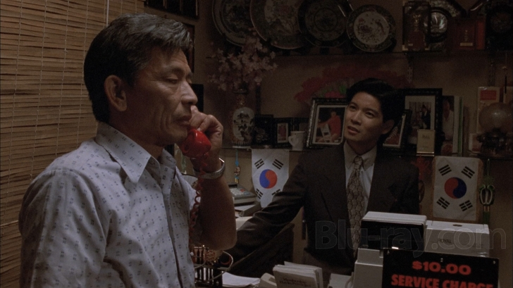 Review the perfect weapon 1991