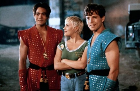 Review Double Dragon 1994