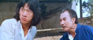 Jackie Chan Shih Kien Young Master