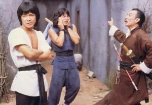 Yuen Biao Jackie Chan Shih Kien