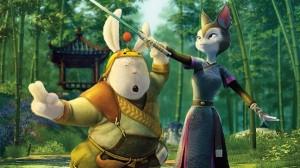 Kung Fu Rabbit 1