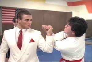 No Retreat JCVD